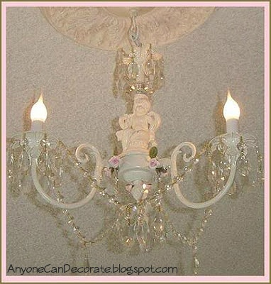 Chandelier I made :): Baby Chand Diy, Diy Chandeliers, Decor Ideas, Ideas For Baby Room Girls, Hands Made, Baby Girl Rooms, Room Ideas, Baby Girls Room, Friends Baby