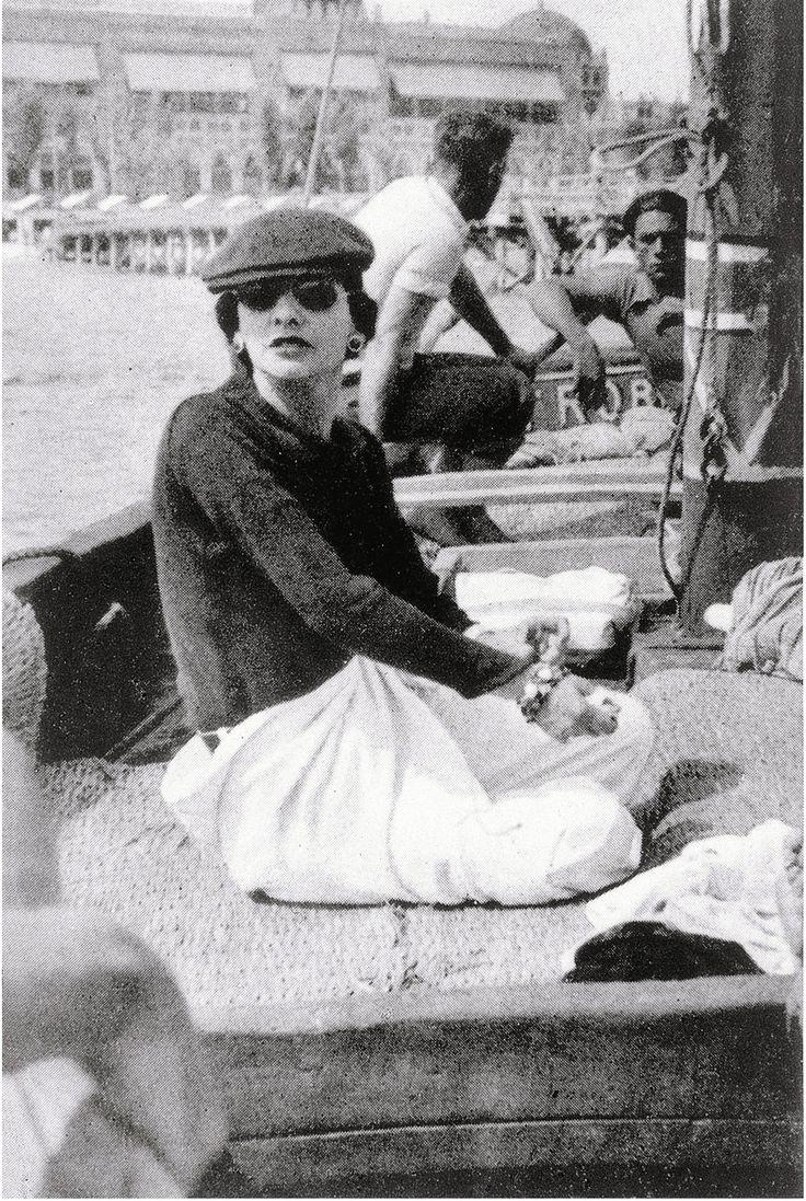 Gabrielle Chanel in Venice - @classiquecom