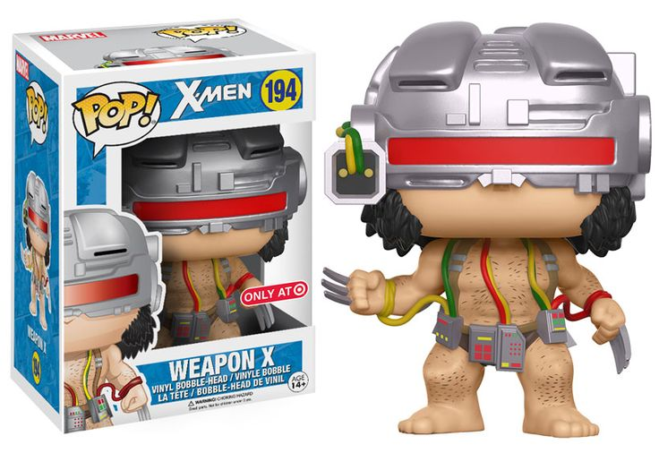 Coming Soon from Funko: Logan/Wolverine! | Marvel Collector Corps