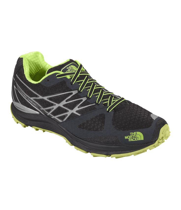 MEN'S ULTRA CARDIAC: Alterna entre el pavimento y el sendero en carreras de aventura con estos cómodos y livianos zapatos de trail, que proporcionan máxima estabilidad y tracción en subidas, gracias a su suela Vibram®. #run #running #trailrunning