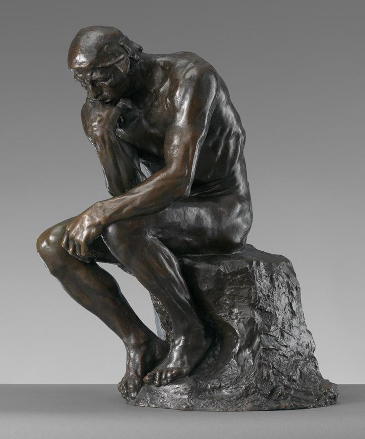 17 best ideas about the thinker on pinterest rodin primates and monkeys. Black Bedroom Furniture Sets. Home Design Ideas
