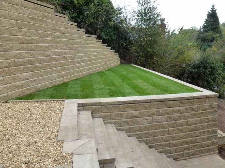 best 25+ retaining wall block prices ideas on pinterest | building