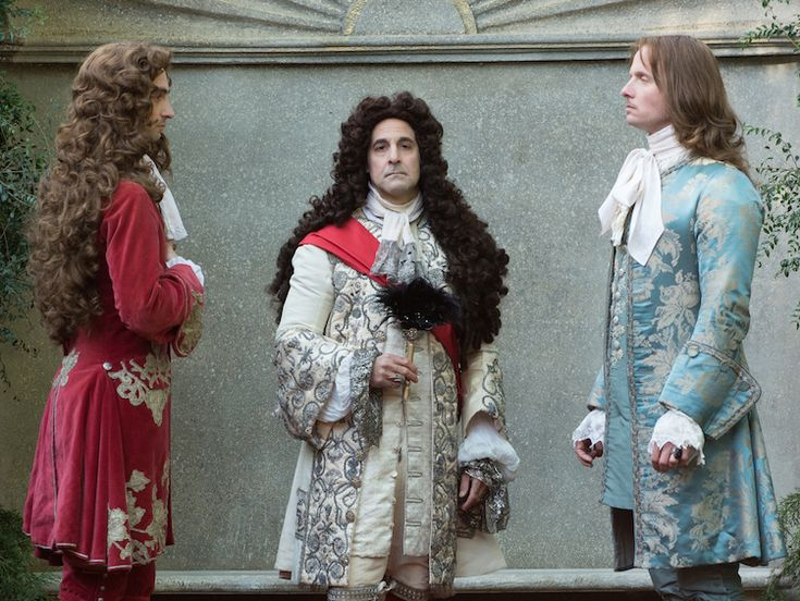 Stanley Tucci in A Little Chaos