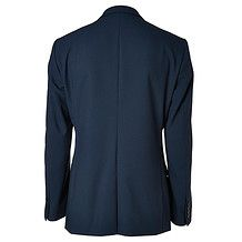 Men's Limited Editions Tailored Fit Midnight Blue Suit Jacket