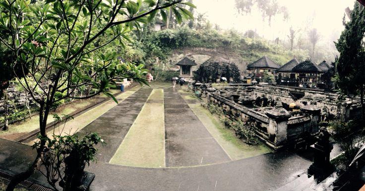 Gua Gajah landscape