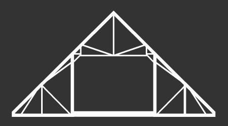 fermes de toit pour maisons toiture trusses charpente. Black Bedroom Furniture Sets. Home Design Ideas