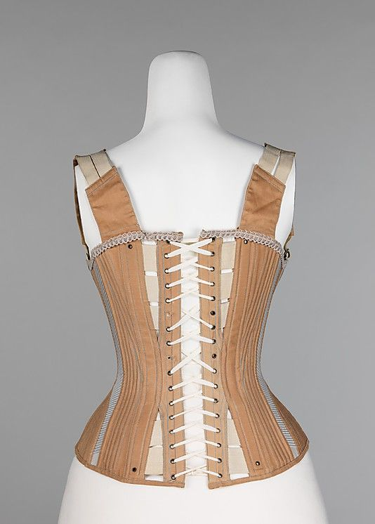 History of corsets