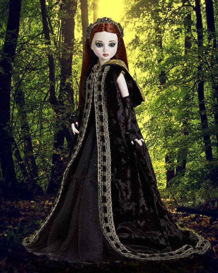 Deep Dark Forest Ellowyne