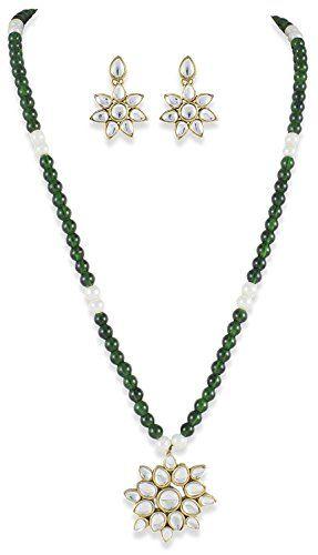Green Pearls Latest Bollywood Style Gold Plated Kundan El... https://www.amazon.com/dp/B06Y2BNYDY/ref=cm_sw_r_pi_dp_x_ZjCczbXC6H7NT