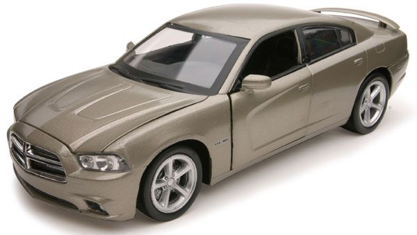 71913MGY - New-ray 2011 Dodge Charger