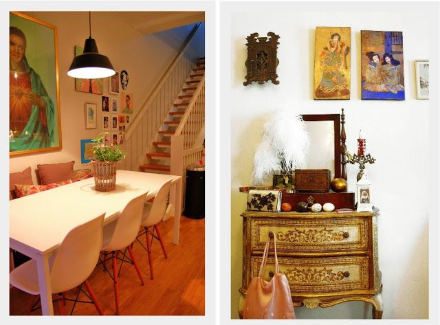 inspired bohemian decor