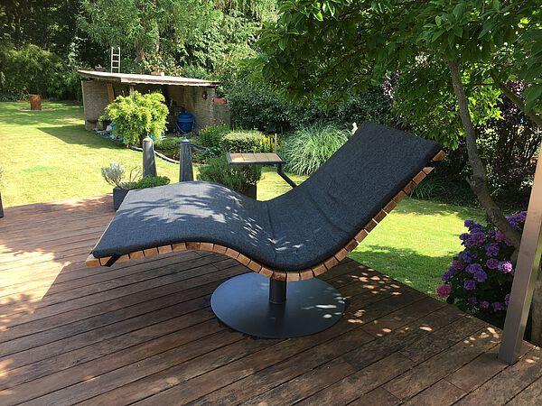 Sonnenliege Sundivan In 2021 Liege Garten Sonnenliege Relaxliege Garten