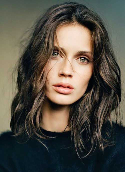 20 Long Bob Dark Hair | Bob Hairstyles 2015 - Short Hairstyles for Women
