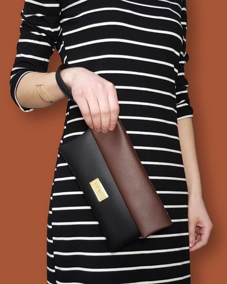 Style is a reflection of your personality. Featuring the brown-black http://wristlet.Shop  at http://vilmaboutique.com .