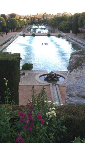 Inspiration - the Cordoba gardens
