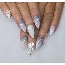 Výsledek obrázku pro glitter nails