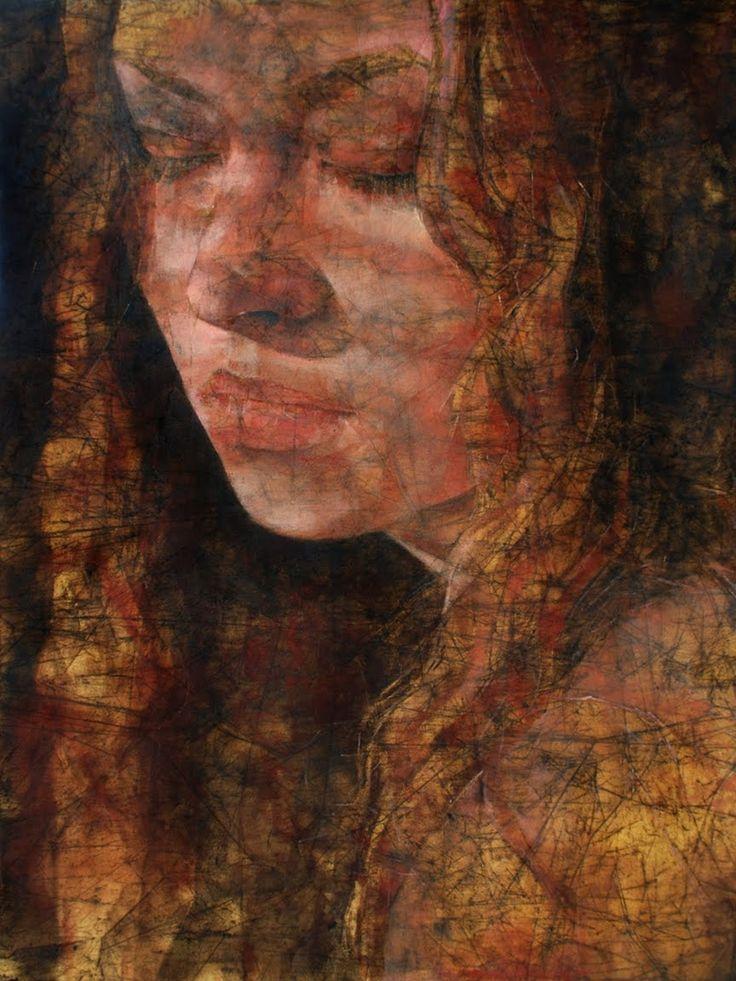 Mustafa Özbakır 1982 | Turkish Portrait painter