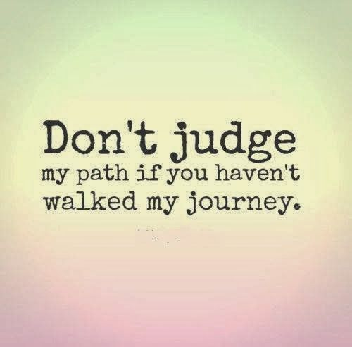 Judging Tattoo Quotes: 1000+ Ideas About Don't Judge On Pinterest
