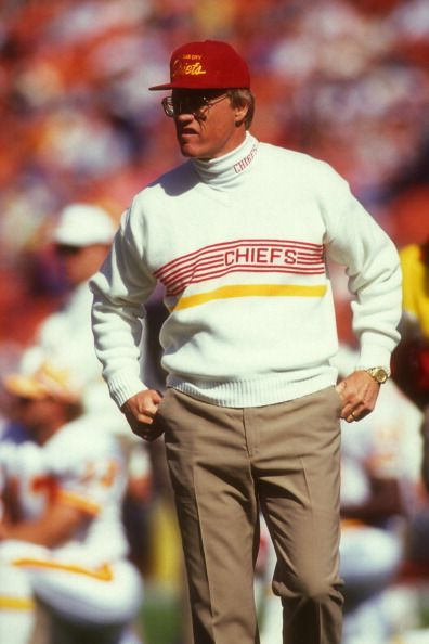 Marty Schottenheimer, Kansas City Chiefs