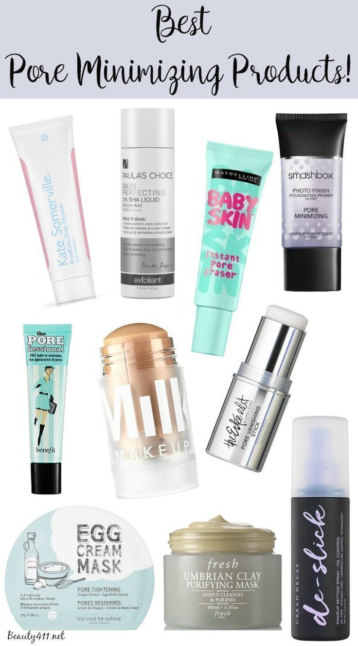 Best Pore Minimizing Products Best Pore Minimizer Best Makeup