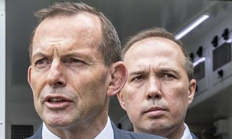 Fact check: do refugee claims made by Tony Abbott and Peter Dutton stack up? | Australia news | The Guardian