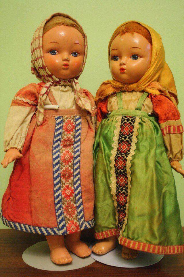 Куклы Елены Евгеньевны Борисовой