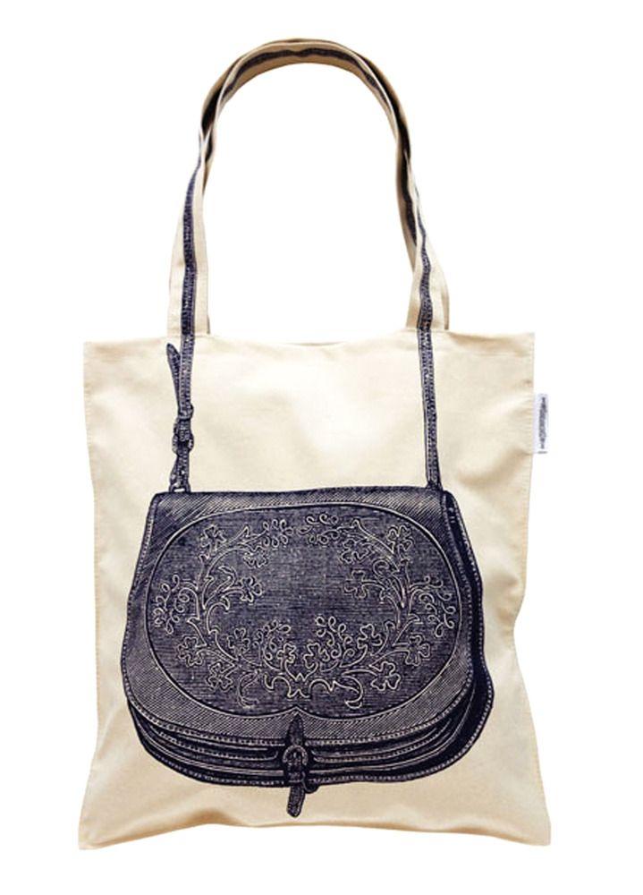 Penny in Petrol Vintage Shopper by Showpony at Totes Amazed