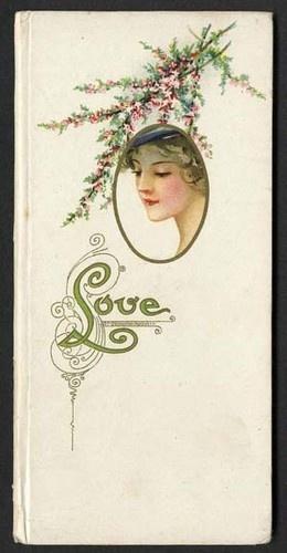 Pretty vintage book by Frances Brundage