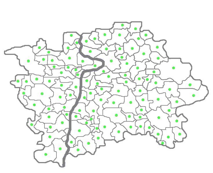 Praha a její části - klikni na mapu do zeleného bodu ve středu městské části a urči část města zadanou v otázce,  pokud se bod následně objeví ve středu terče, otázka je správně zodpovězena - zeměpisná hra - vlajka, státní znak, zvolte správnou polohu města. Běchovice (Praha-Běchovice), Benice (Praha-Benice), Bohnice (Praha 8), Braník (Praha 4), Břevnov (Praha 5, Praha 6), Březiněves (Praha-Březiněves), Bubeneč (Praha 6, Praha 7), Čakovice (Praha-Čakovice), Černý Most (Praha 14), Čimice…