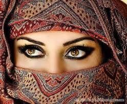 maquillaje hindu mujer