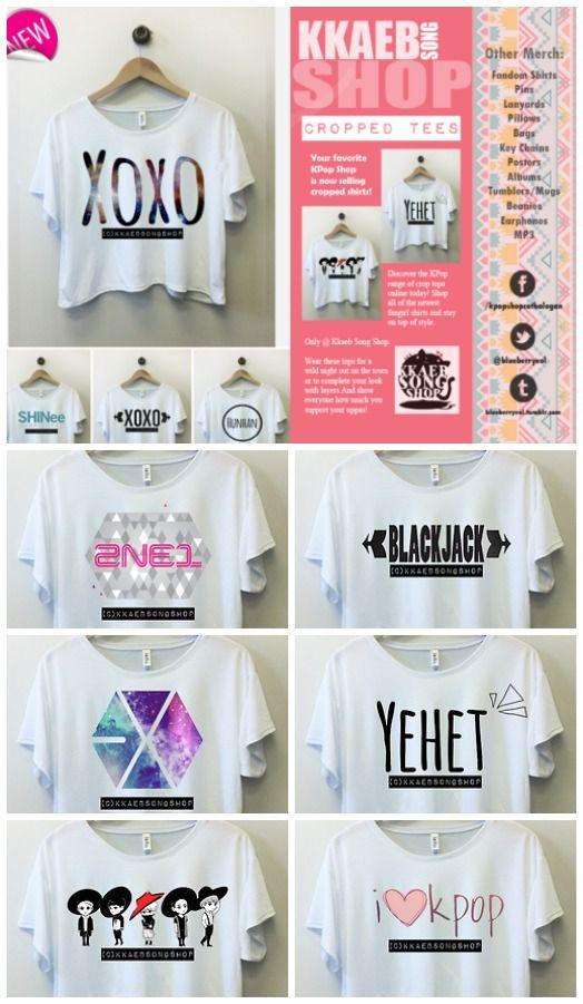 Kpop Clothes !!