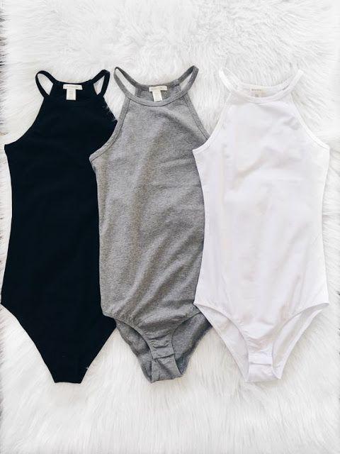 How to Wear: Bodysuit