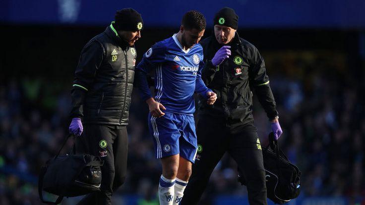 Eden Hazard tidak ikut dengan skuad Chelsea melawan Sunderland menjelang pertandingan Premier League yang berlangsung di Stadium of Light.