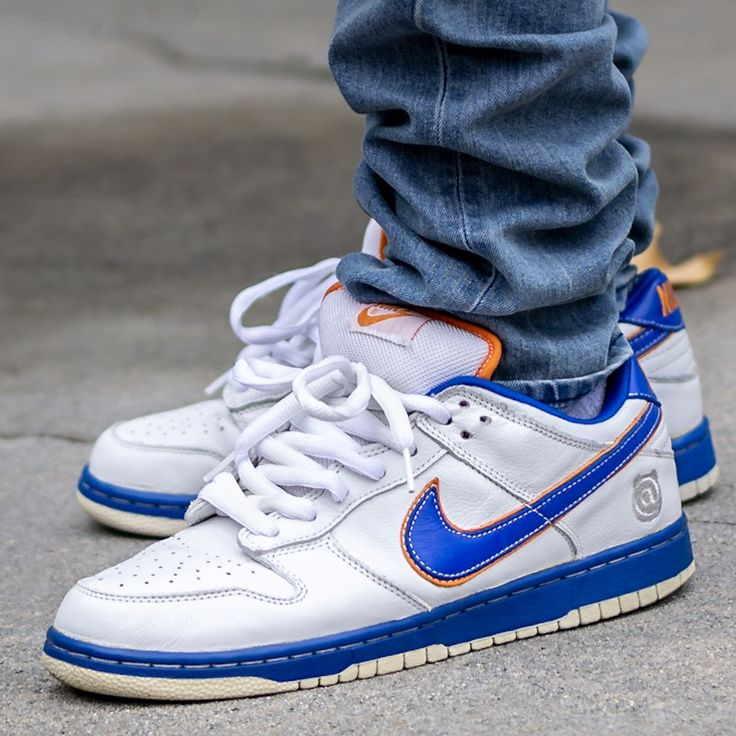Nike dunk low sb 1 on foot overview