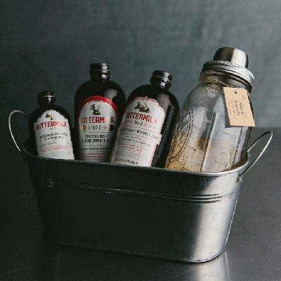 Bittermilk cocktail mixers (Made in Charleston, South Carolina) #madeinusa #madeinamerica