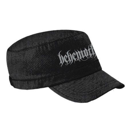 Sapca (army cap)  Behemoth: Logo