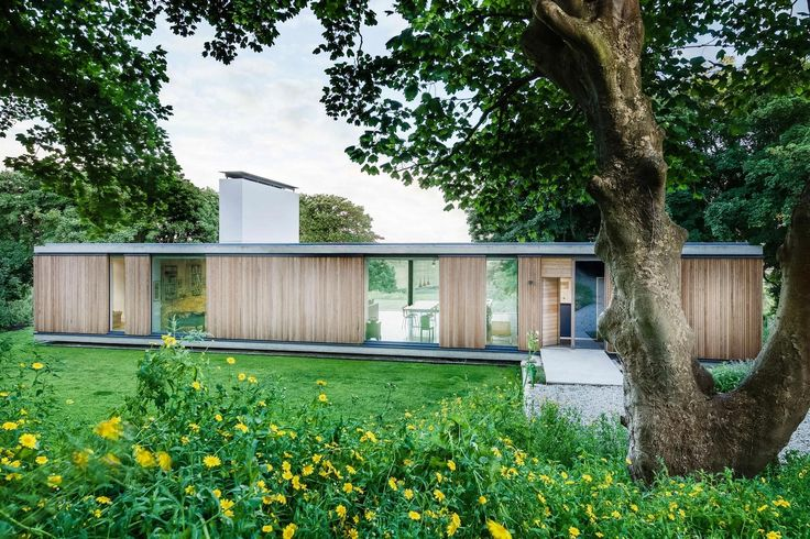 'The Quest' is een modern huis in het pittoreske Swanage, in het zuiden van Engeland. De woonst, gebouwd in 2015, omvat 235 m2 en is de pe