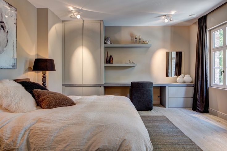 RMR interieurbouw - Luxury - Luxe slaapkamer inspiratie