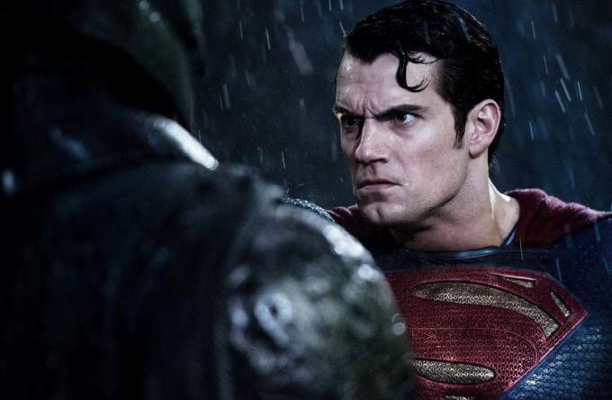 'Batman v Superman: Dawn of Justice' Received a PG-13 Rating