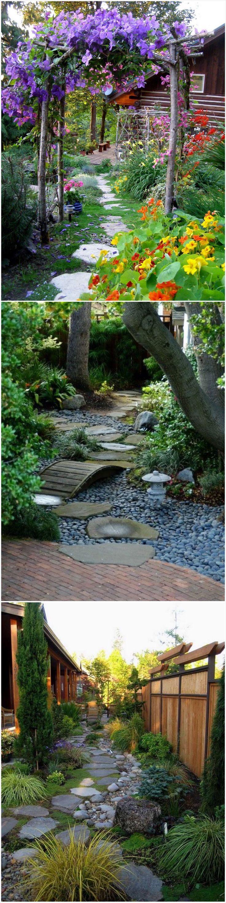 Secret Garden: 2717 Best Ideas For The Yard Images On Pinterest