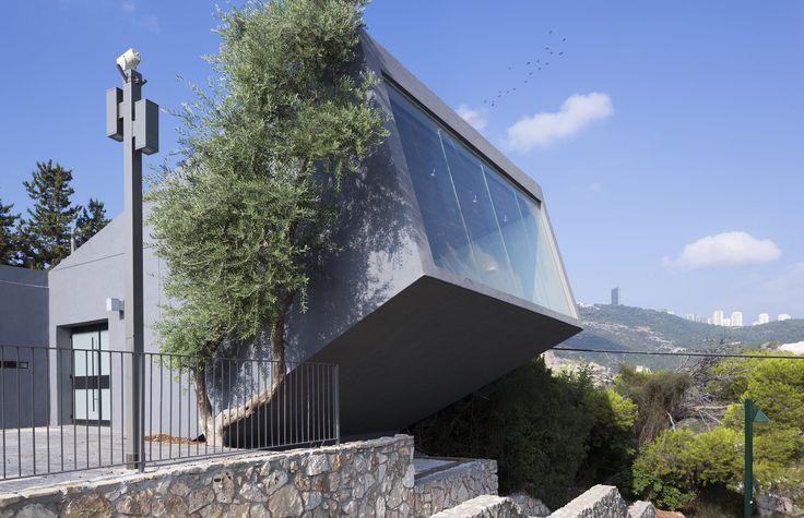 Galería de Nesher Memorial / SO Architecture - 9