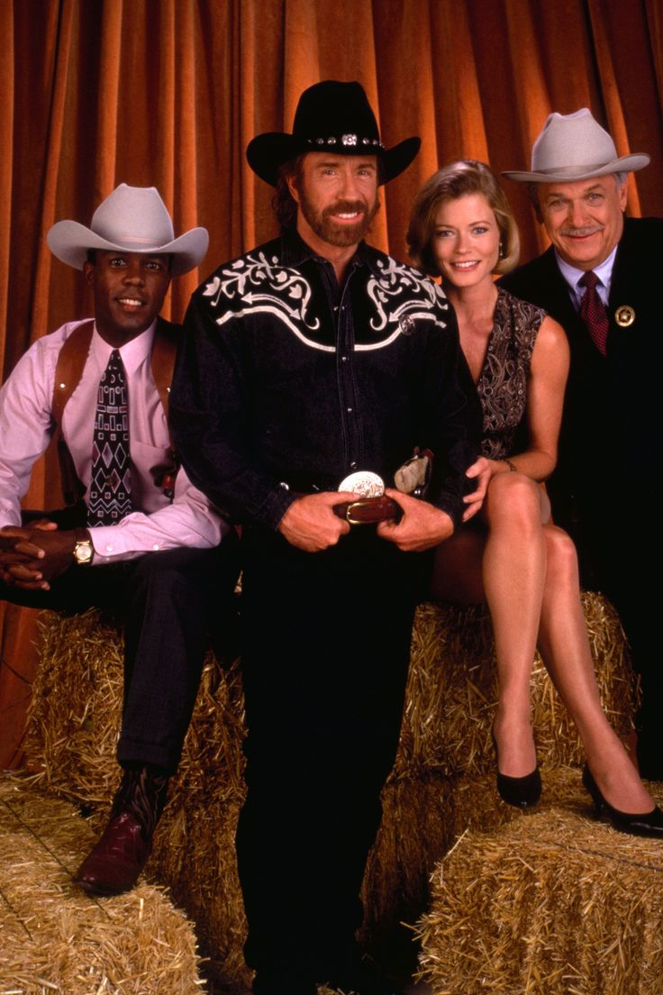 Sheree J. WILSON in Walker Texas Ranger © CBS