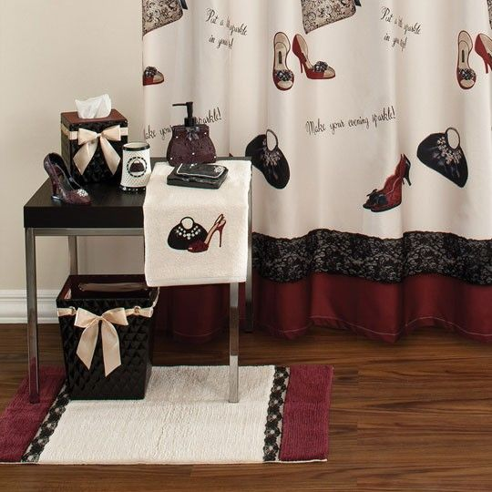 So Cute This Is What I 39 M Getting For My Bathroom Chantilly Bath