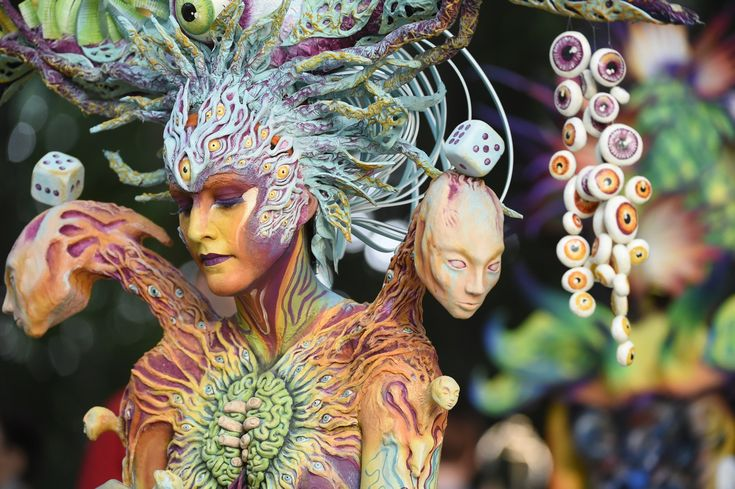 16 Destination Festivals Better Than Coachella, Burning Man and Outside Lands   7x7