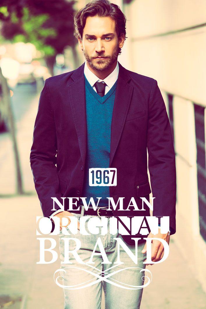 Colección Otoño · Invierno 2015 #NewMan / Original Brand 1967