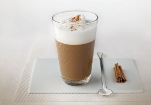 How to create a classic Iced Cappuccino with a twist. Surprise your taste buds with a blend of cocoa, cinnamon and nutmeg - it will awaken the fire beneath the ice.