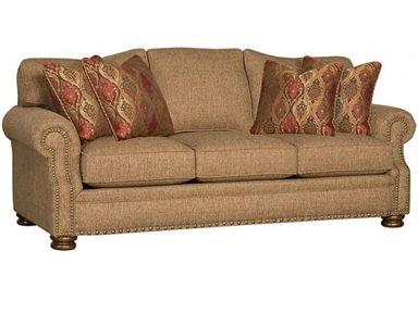 King Hickory Living Room Easton Fabric Sofa 1600 At North Carolina Furniture  Mart At North Carolina Furniture Mart In Bixby, OK