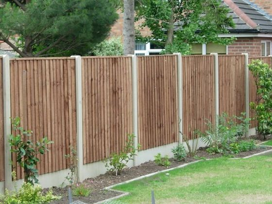7 best driveway patio slabs garden fencing construction for Free privacy fence design plans