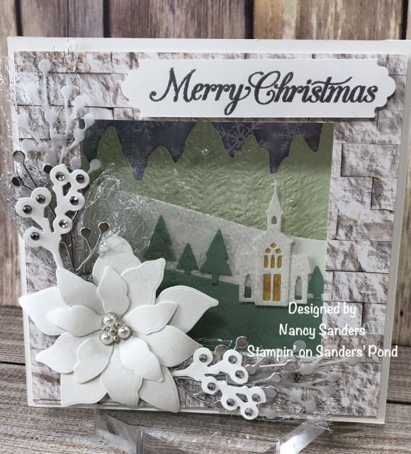 Wow Christmas 2020 WOW Team Holiday Card Swap 2020   Create Something Beautiful! in
