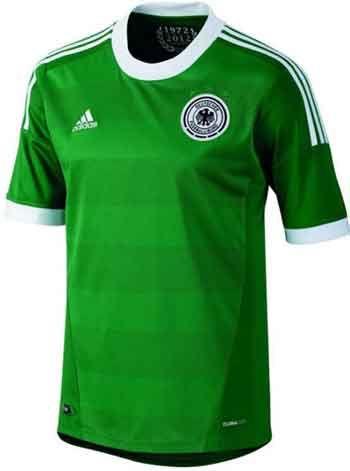 DFB Trikot in grün - Ich mags...